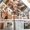 June 2018: York Press Announces Zomblog Invasion of York