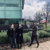 Zomblog Goes To Leavesden Studios