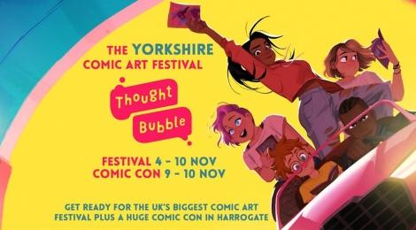 Zomblogalypse at Thought Bubble Comic Con